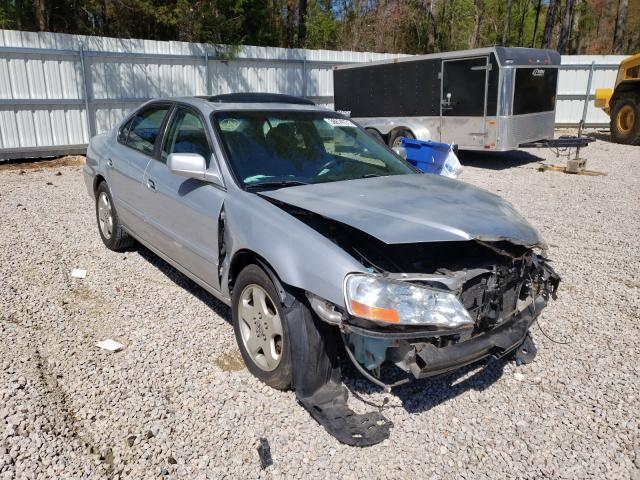 Acura salvage cars for sale: 2003 Acura 3.2TL