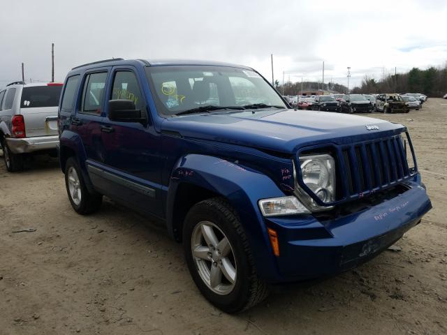 2010 Jeep LIBERTY | Vin: 1J4PN2GK4AW136370