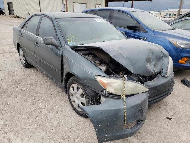 Salvage cars for sale from Copart Temple, TX: 2004 Toyota Camry LE