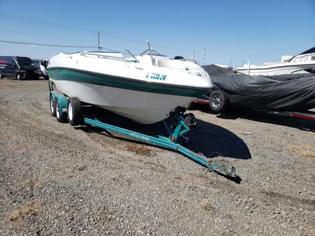 Salvage boats for sale at Hammond, IN auction: 1997 Four Winds Boat