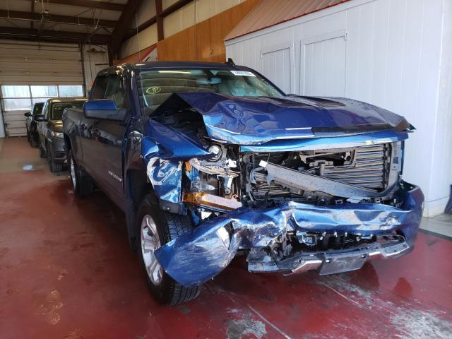 Salvage cars for sale from Copart Angola, NY: 2019 Chevrolet Silverado