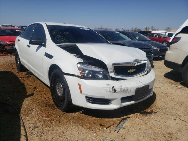 Salvage cars for sale from Copart Bridgeton, MO: 2013 Chevrolet Caprice PO