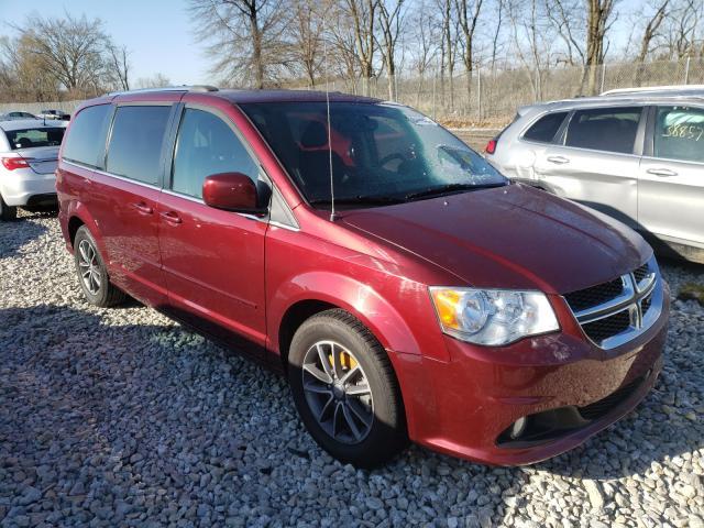 2017 Dodge Grand Caravan for sale in Cicero, IN