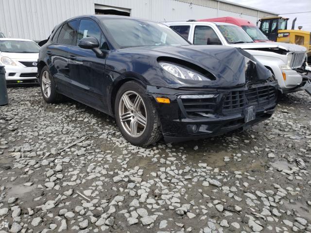 2018 Porsche Macan en venta en Windsor, NJ