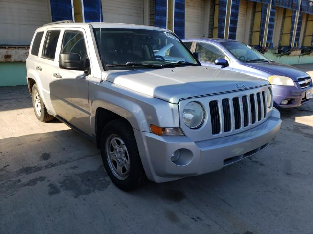 Vehiculos salvage en venta de Copart Columbus, OH: 2008 Jeep Patriot SP