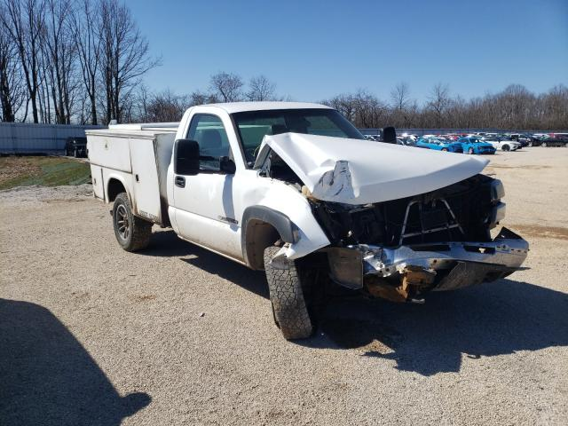 Salvage cars for sale from Copart Milwaukee, WI: 2007 Chevrolet Silverado