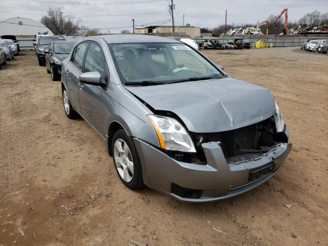Salvage cars for sale from Copart Grantville, PA: 2007 Nissan Sentra 2.0