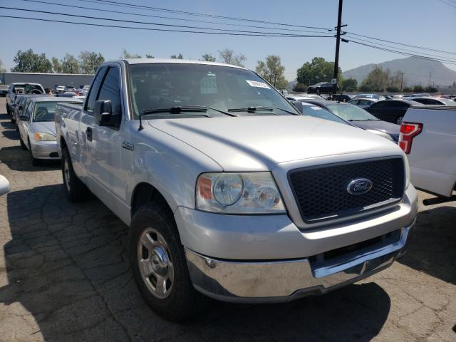 Salvage cars for sale from Copart Colton, CA: 2004 Ford F150