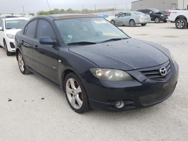 2003 MAZDA MAZDA 3 - Left Front View