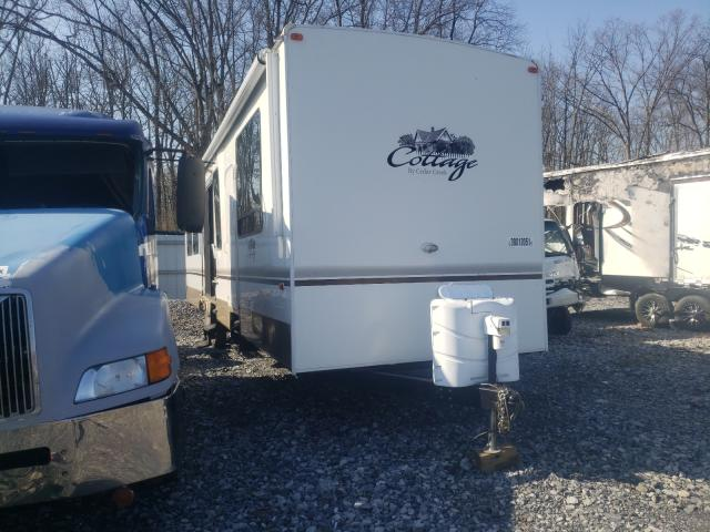 Salvage cars for sale from Copart Grantville, PA: 2012 Cedar Creek TR Trailer