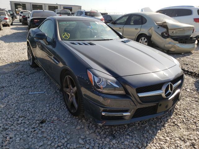 Mercedes-Benz Vehiculos salvage en venta: 2014 Mercedes-Benz SLK 250