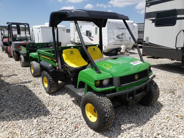 Salvage cars for sale from Copart Homestead, FL: 2008 John Deere Tractor