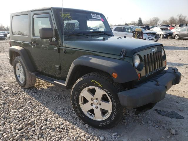 Salvage cars for sale from Copart Columbus, OH: 2008 Jeep Wrangler X