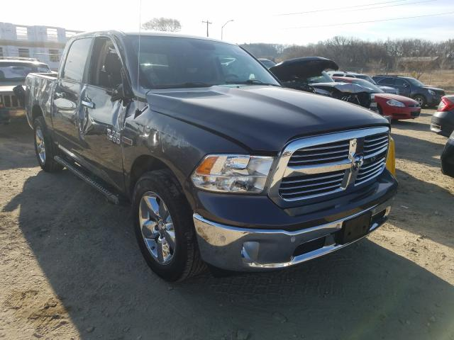 Salvage cars for sale from Copart Madison, WI: 2017 Dodge RAM 1500 SLT