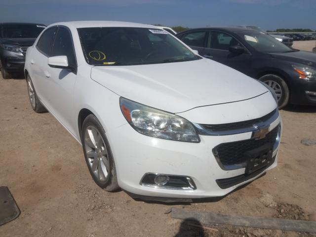 Salvage cars for sale from Copart Temple, TX: 2015 Chevrolet Malibu 2LT