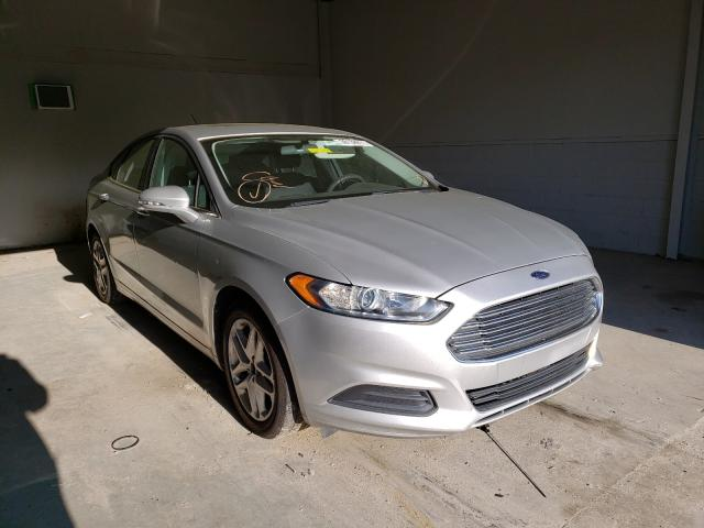 Salvage cars for sale from Copart Hampton, VA: 2013 Ford Fusion SE