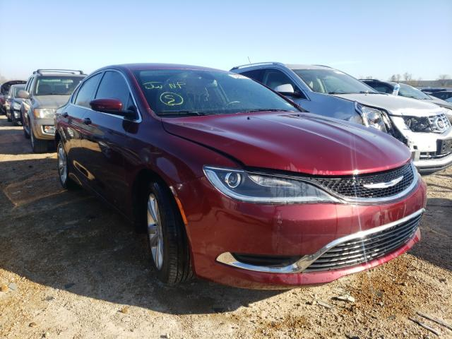 2015 Chrysler 200 Limited for sale in Bridgeton, MO