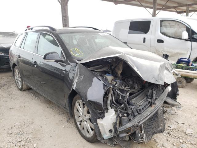 Volkswagen salvage cars for sale: 2012 Volkswagen Jetta TDI