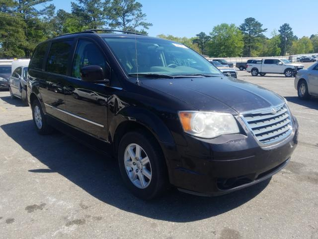Used 2010 CHRYSLER TOWN & C - Small image. Lot 38802151