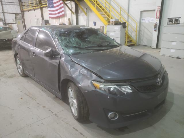 Salvage cars for sale from Copart Reno, NV: 2012 Toyota Camry Base