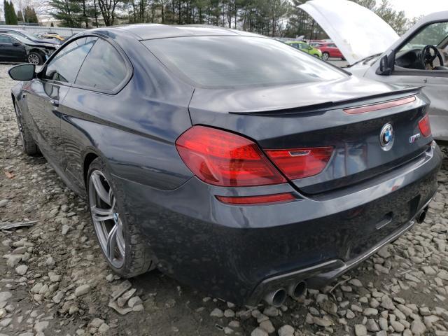 2013 BMW M6 | Vin: WBSLX9C56DC968511