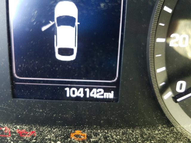 2016 Hyundai Sonata Spo 2.4L