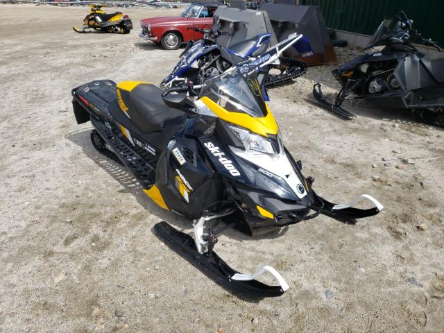Salvage cars for sale from Copart Candia, NH: 2016 Skidoo MXZ Blizza