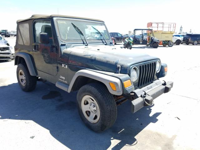 2006 Jeep Wrangler X for sale in New Orleans, LA