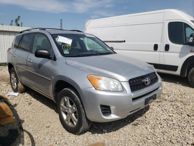 Salvage cars for sale from Copart Temple, TX: 2011 Toyota Rav4