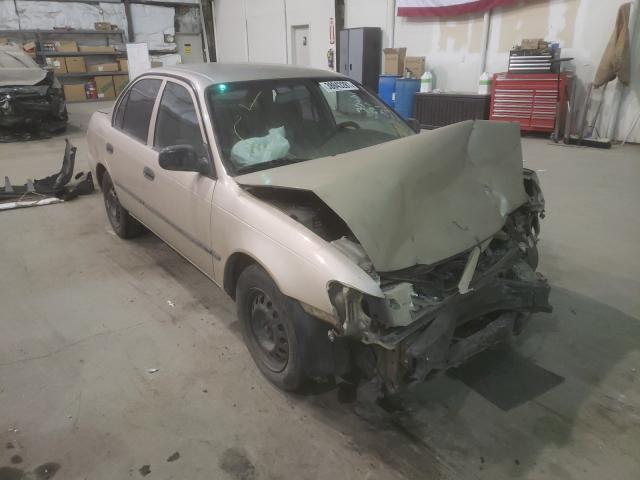 Salvage cars for sale from Copart Reno, NV: 1997 Toyota Corolla BA