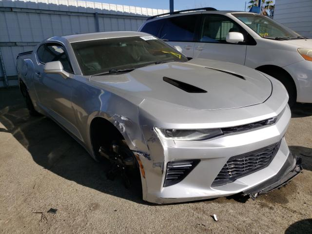 2017 Chevrolet Camaro SS for sale in Martinez, CA