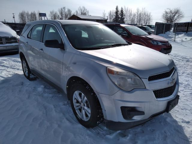 Salvage cars for sale from Copart Anchorage, AK: 2011 Chevrolet Equinox