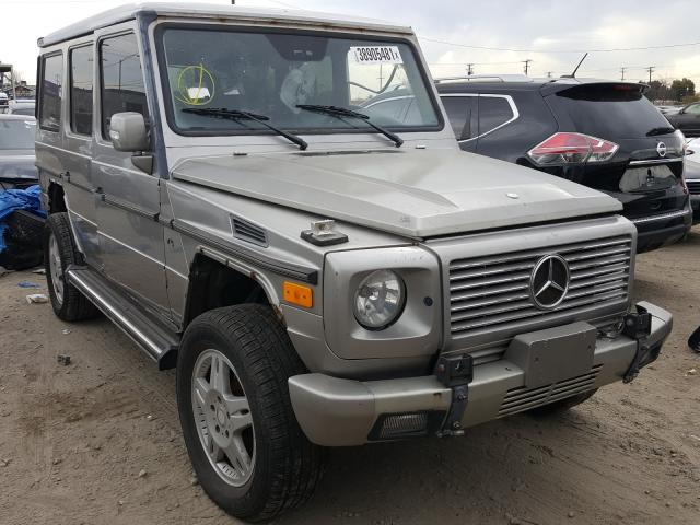 2003 Mercedes-Benz G 500 for sale in Los Angeles, CA