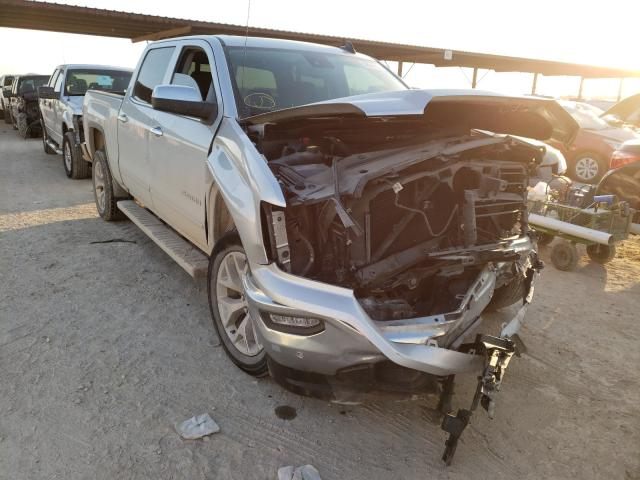 Salvage cars for sale from Copart Temple, TX: 2018 GMC Sierra C15