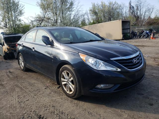 Salvage cars for sale from Copart Baltimore, MD: 2013 Hyundai Sonata GLS