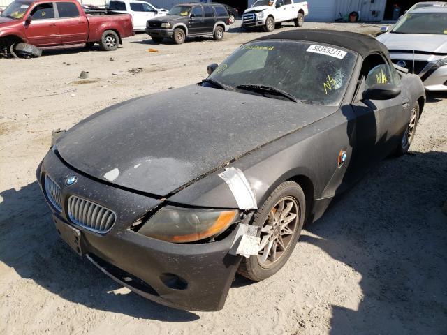BMW Z4 2003 1