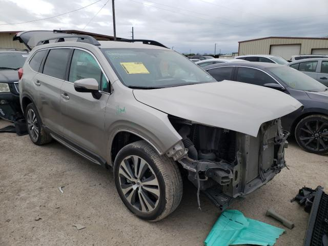 Salvage cars for sale from Copart Temple, TX: 2020 Subaru Ascent LIM