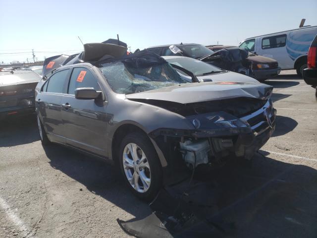 Vehiculos salvage en venta de Copart Sun Valley, CA: 2012 Ford Fusion SE