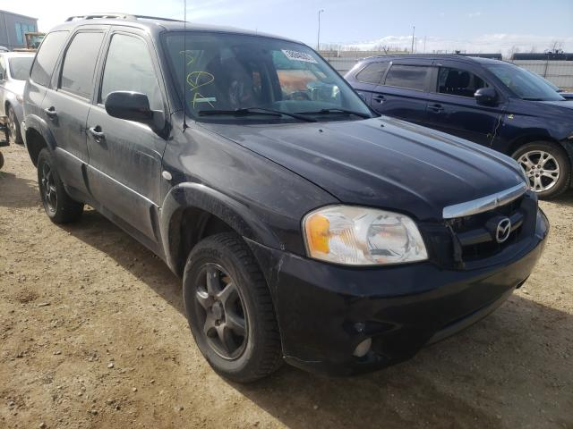 Mazda salvage cars for sale: 2006 Mazda Tribute I