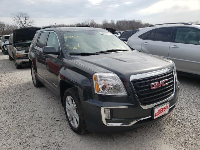 GMC salvage cars for sale: 2017 GMC Terrain SL