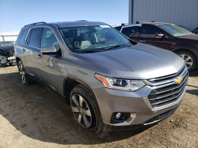 Salvage cars for sale from Copart Helena, MT: 2019 Chevrolet Traverse L