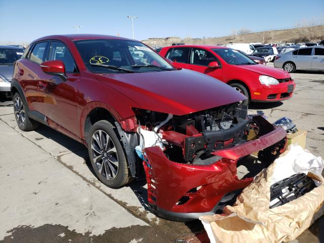 Salvage cars for sale from Copart Littleton, CO: 2019 Mazda CX-3 Touring