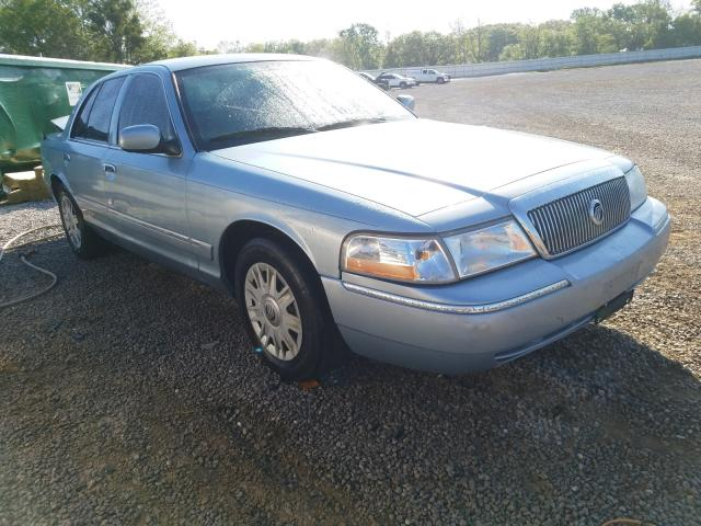 Mercury salvage cars for sale: 2005 Mercury Grand Marq