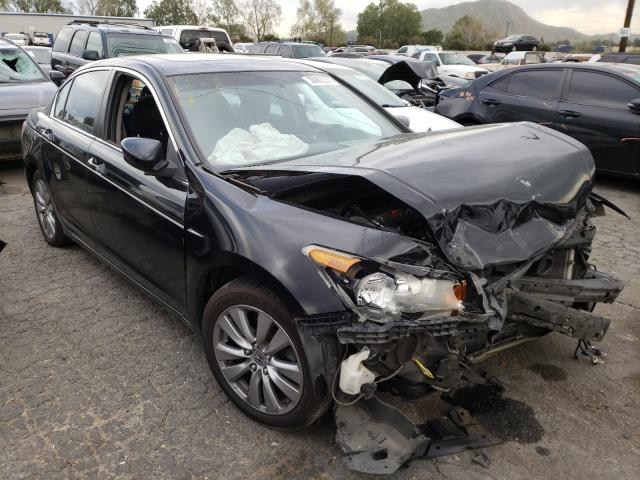 Salvage cars for sale from Copart Colton, CA: 2012 Honda Accord EX
