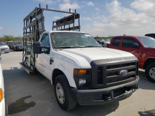 Vehiculos salvage en venta de Copart Grand Prairie, TX: 2008 Ford F250 Super