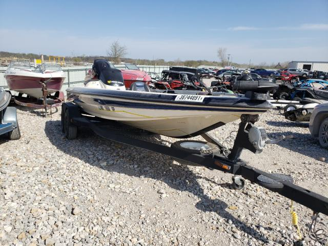 Salvage cars for sale from Copart Kansas City, KS: 2008 Skeeter Boat