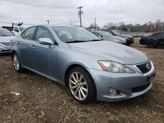 Salvage 2009 LEXUS IS - Small image. Lot 33801791