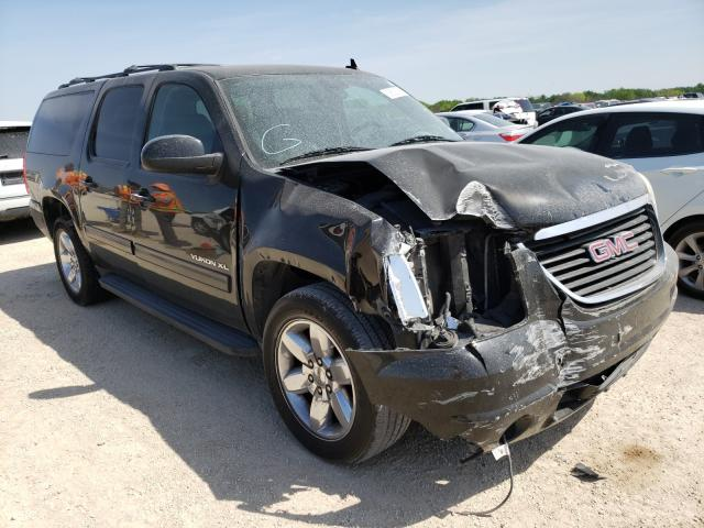 Salvage cars for sale from Copart San Antonio, TX: 2013 GMC Yukon XL C