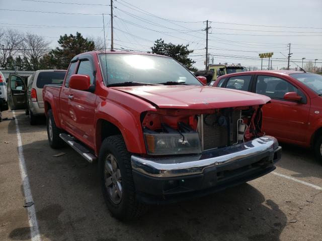 2011 CHEVROLET COLORADO L 1GCJTDFE3B8100023