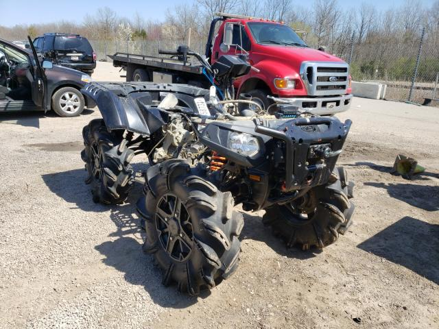 Salvage cars for sale from Copart Louisville, KY: 2019 Polaris Sportsman